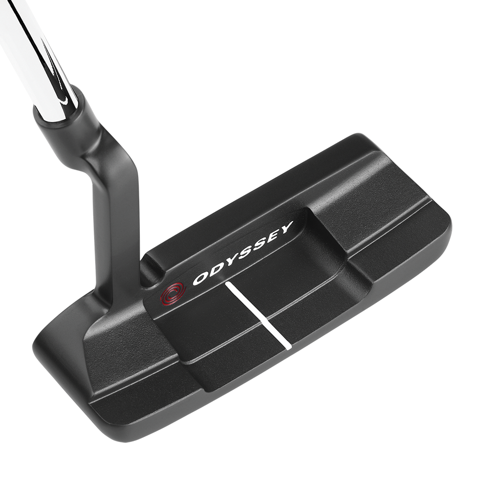 Odyssey O-Works Black #2W Putter - View 3