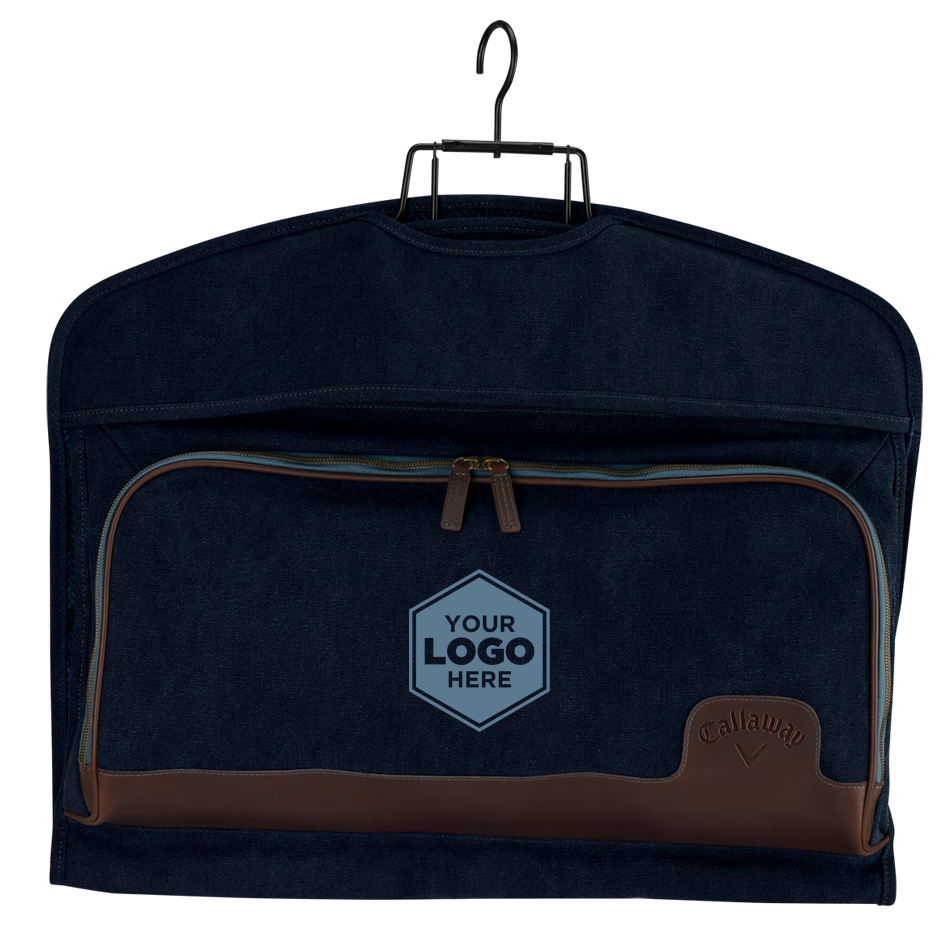 Tour Authentic Logo Garment Bag - View 1