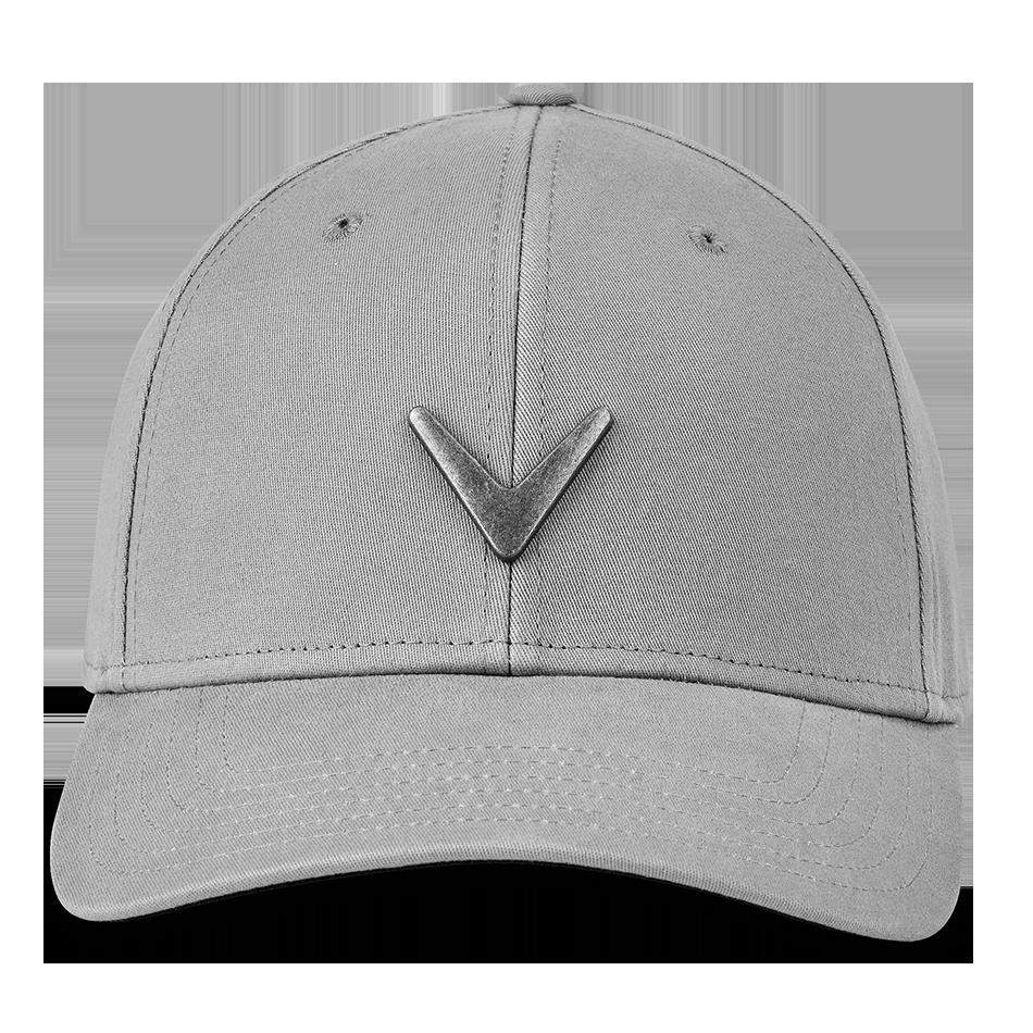 Metal Icon Logo Cap - View 3