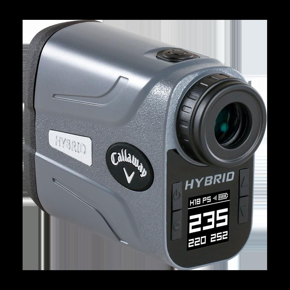 Hybrid Laser/GPS Rangefinder - View 1
