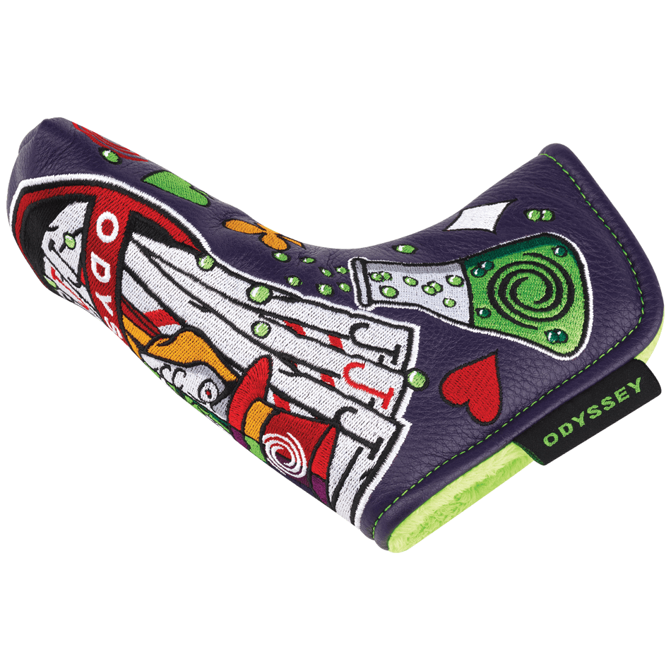 Odyssey No 3 Jacks Blade Headcover - View 2