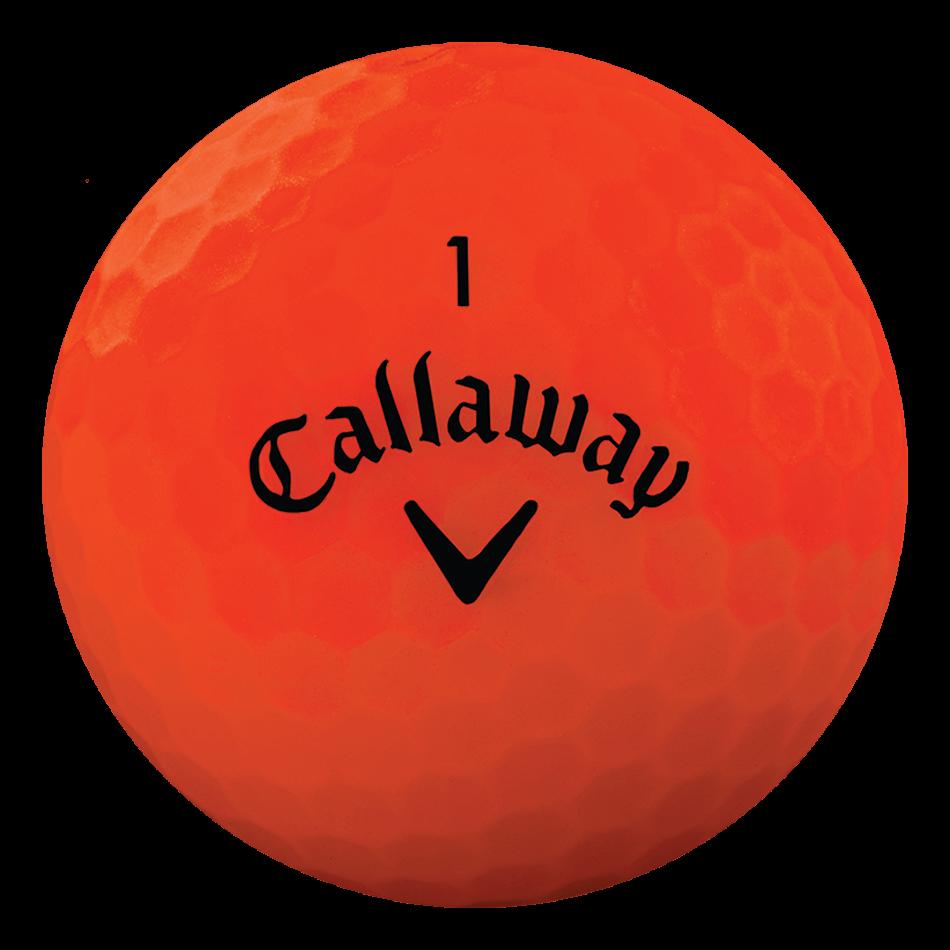 Superhot Bold Matte Orange 15-Pack Golf Balls - View 3