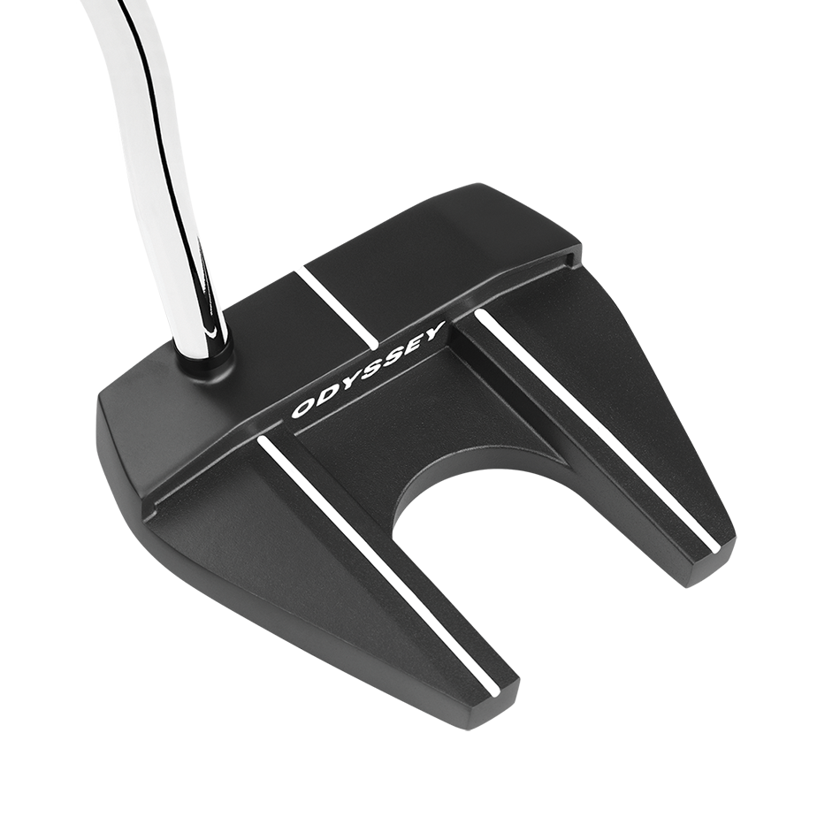 Odyssey O-Works Black Tank #7 Putter - View 2