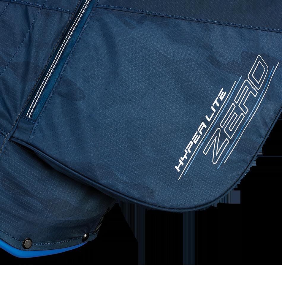 Hyper-Lite Zero Double Strap Logo Stand Bag - View 3