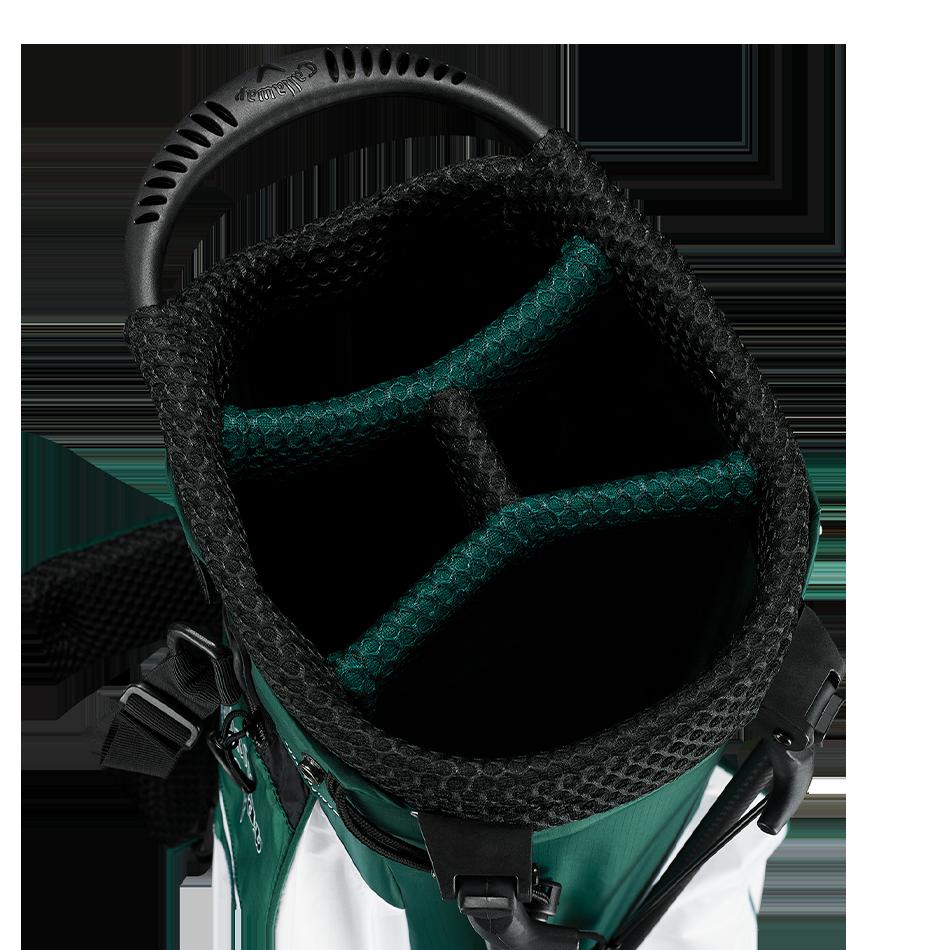 Hyper-Lite Zero Double Strap Logo Stand Bag - View 4