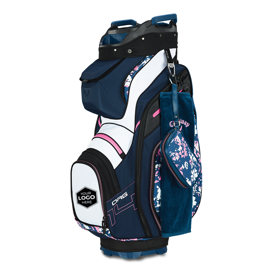 Uptown Logo Cart Bag - View 4