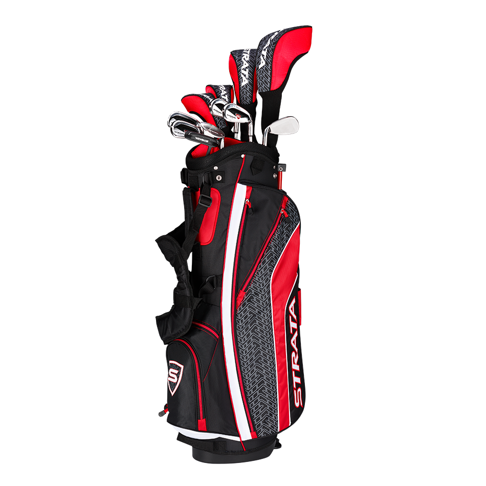 Strata Tour 16-Piece Men's Set - View 2