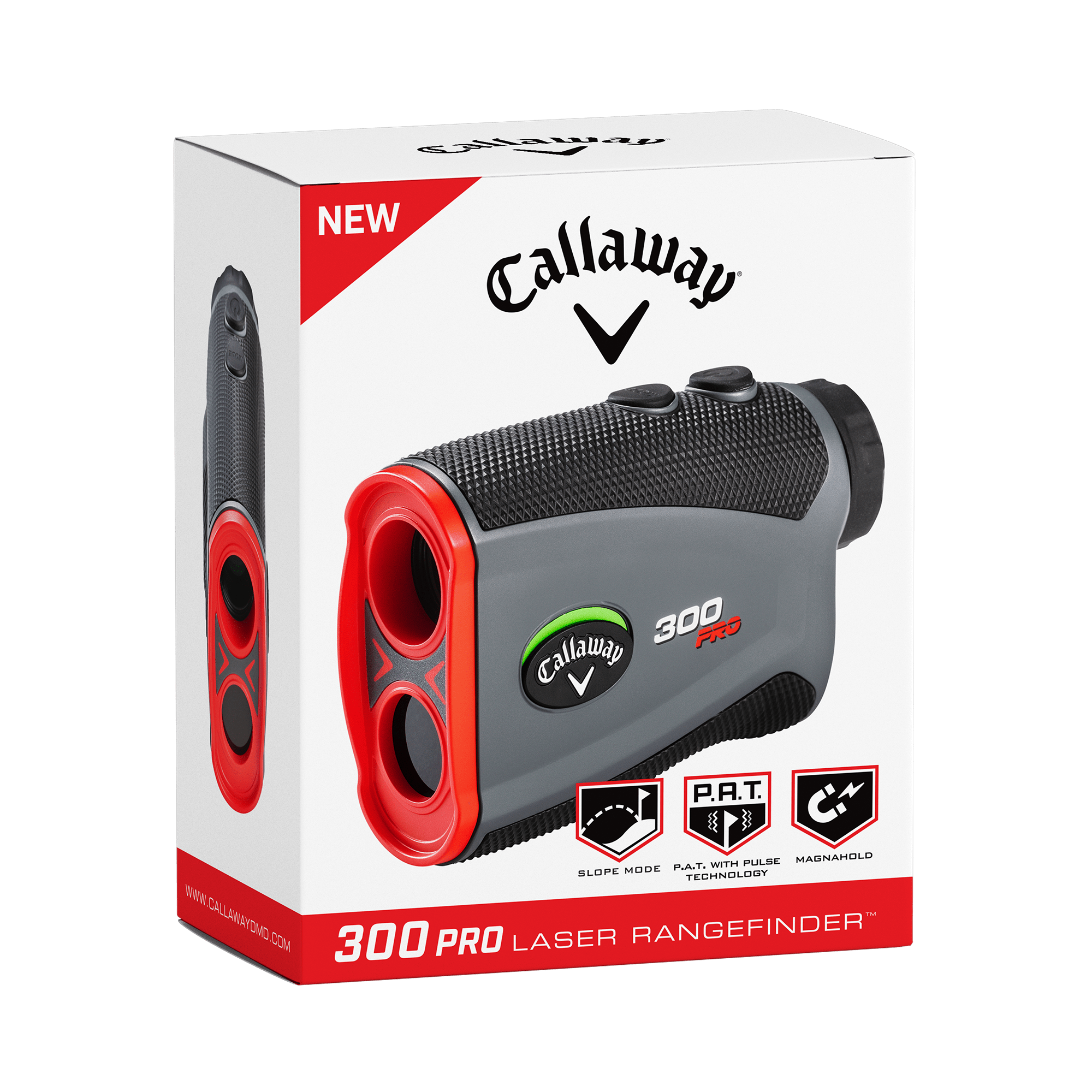 300 Pro Laser Rangefinder - View 4
