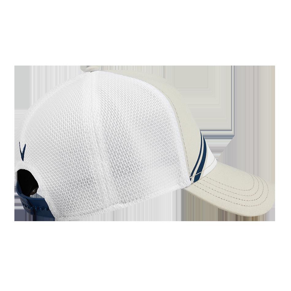 Stripe Mesh Cap - View 2