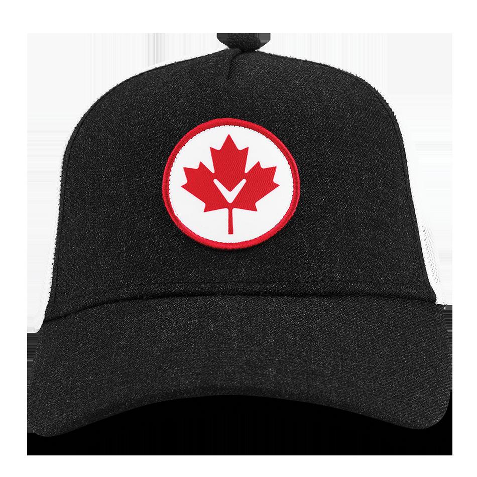 Canada Trcuker Logo Cap - View 3