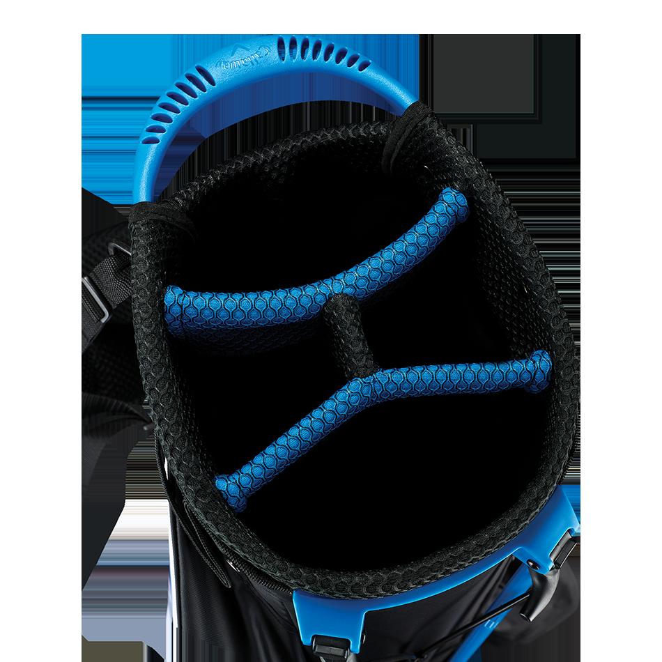 Hyper Lite 3 Double Strap Logo Stand Bag - View 4