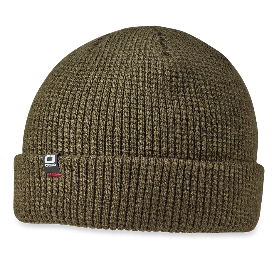 ALPHA Badge Beanie - View 1