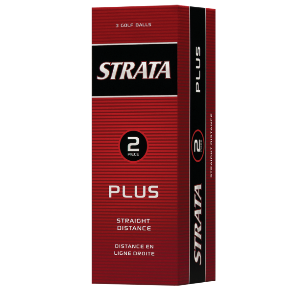 Strata Plus Golf Balls - View 2