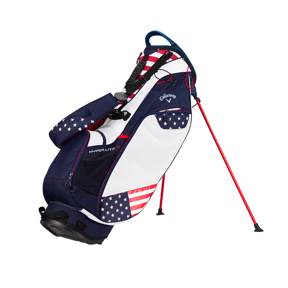 USA Hyper Lite 3 Stand Bag - View 1
