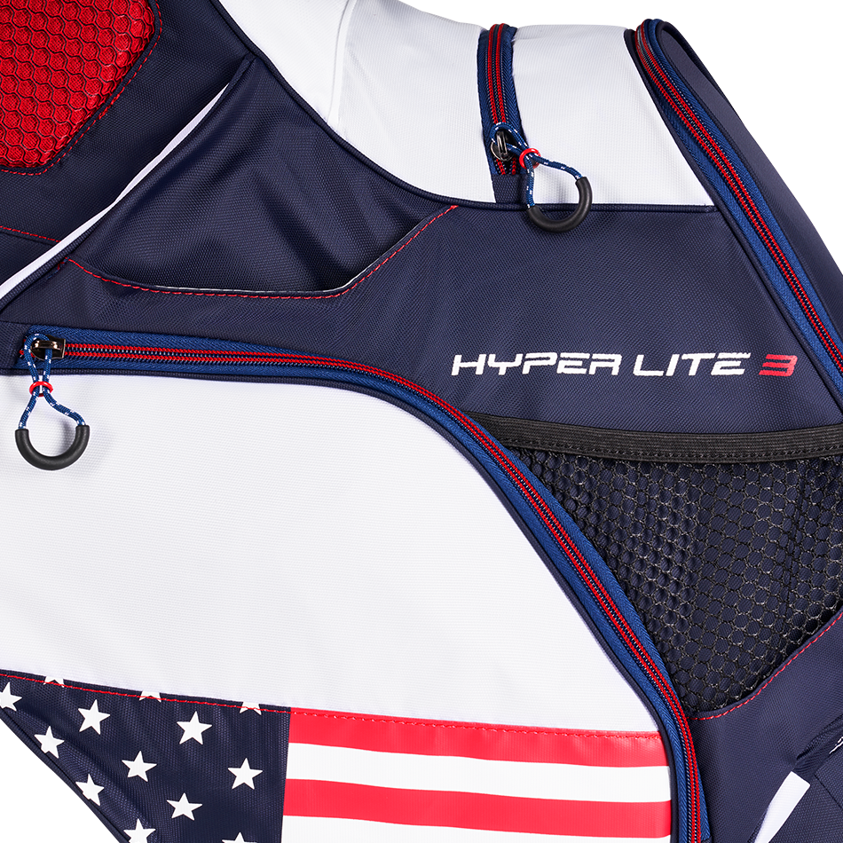 USA Hyper Lite 3 Stand Bag - View 3