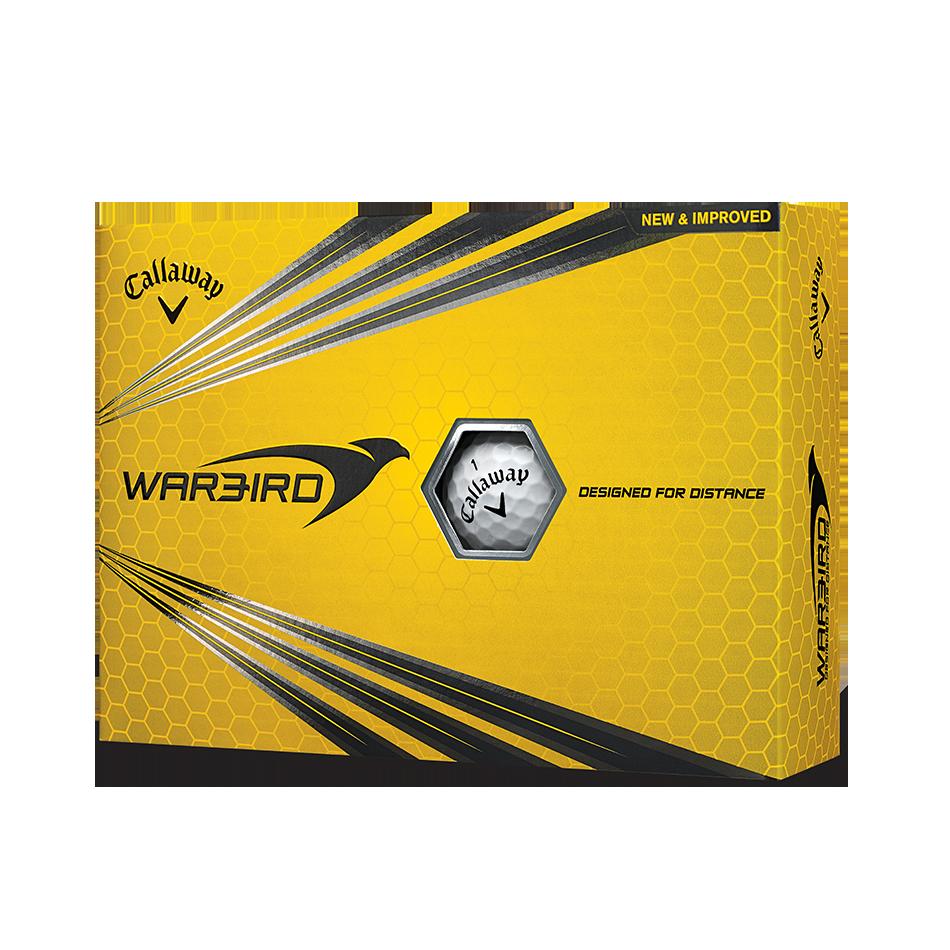 Warbird Golf Balls - View 1