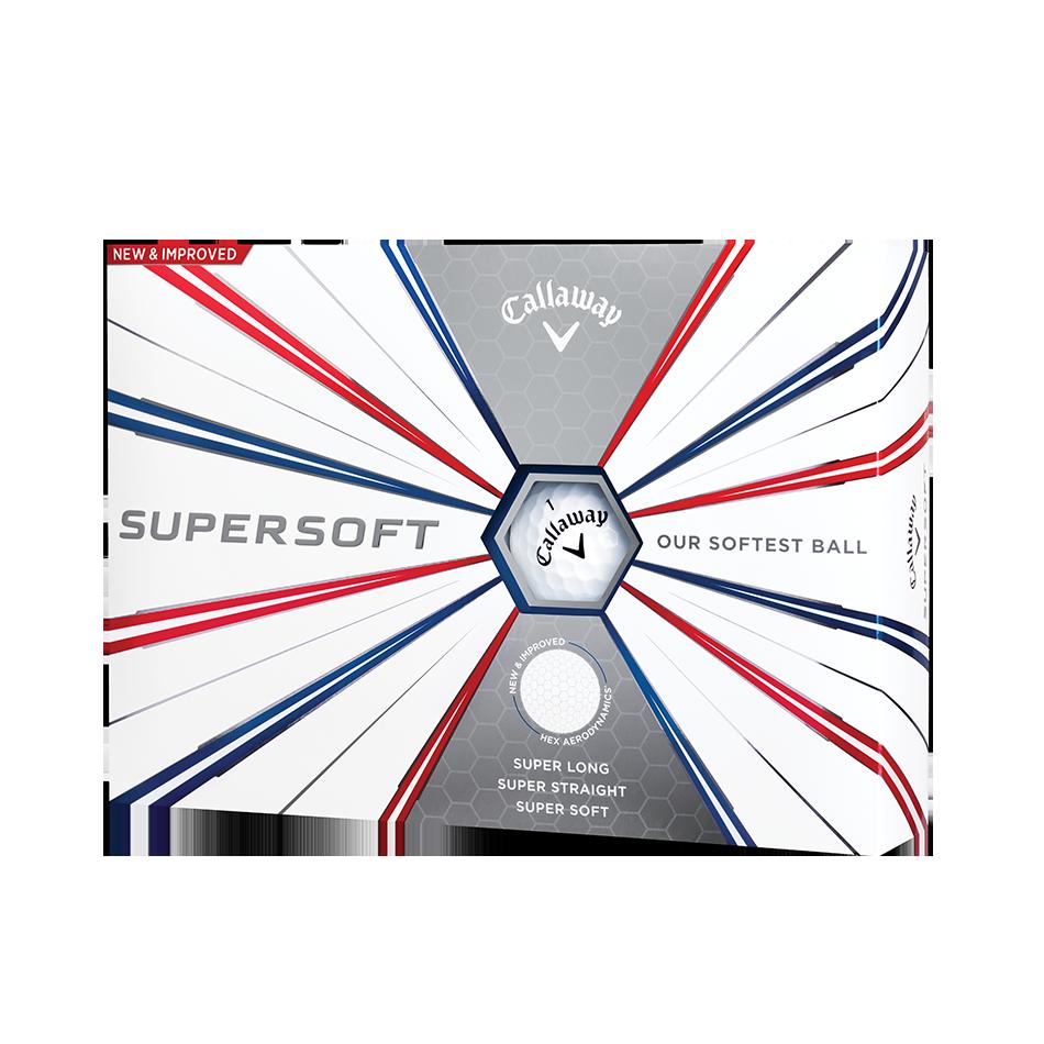 Callaway Supersoft Golf Balls - View 1
