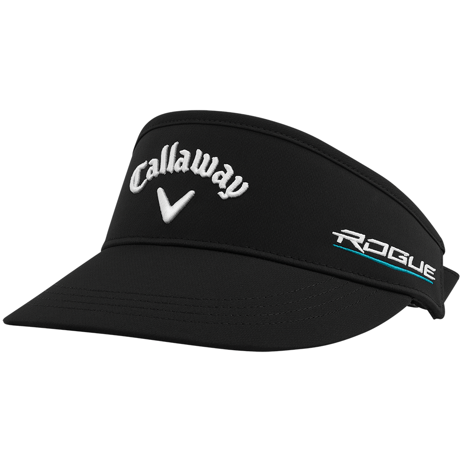 Tour Authentic High Profile Visor - View 1