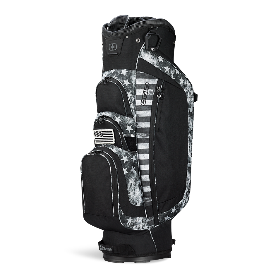 Black Ops Shredder Cart Bag - View 1