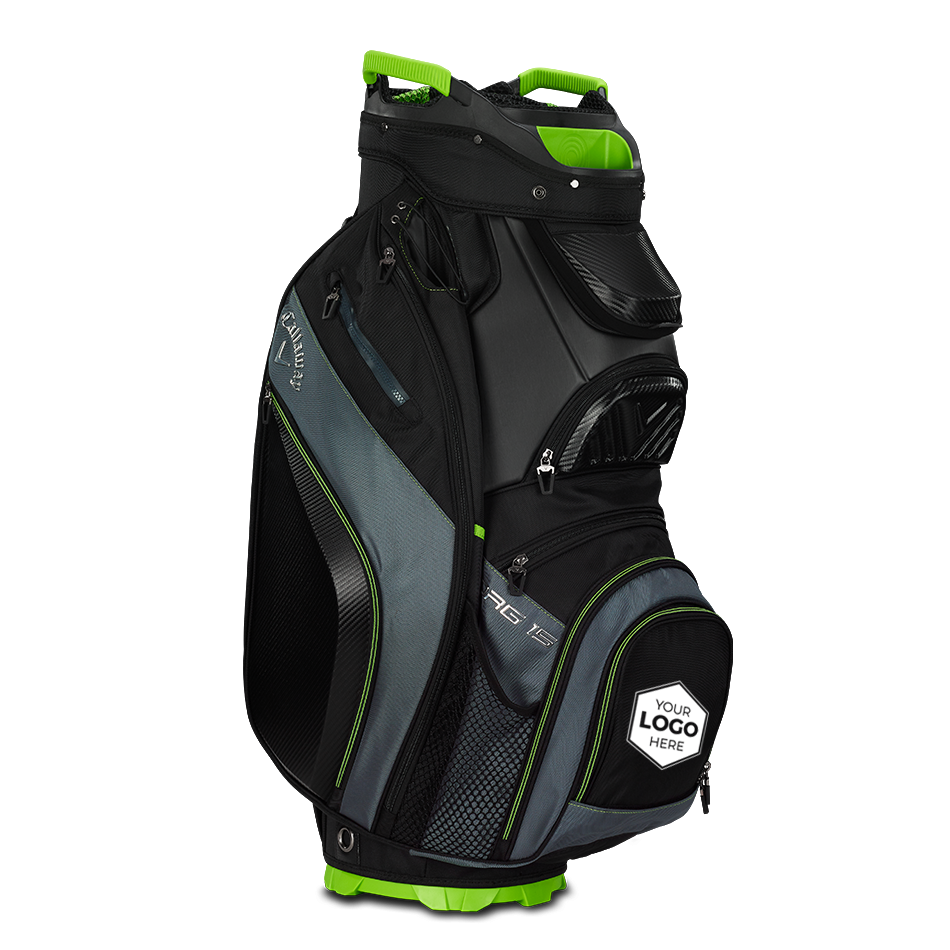 Org. 15 Epic Flash Edition Logo Cart Bag - View 2