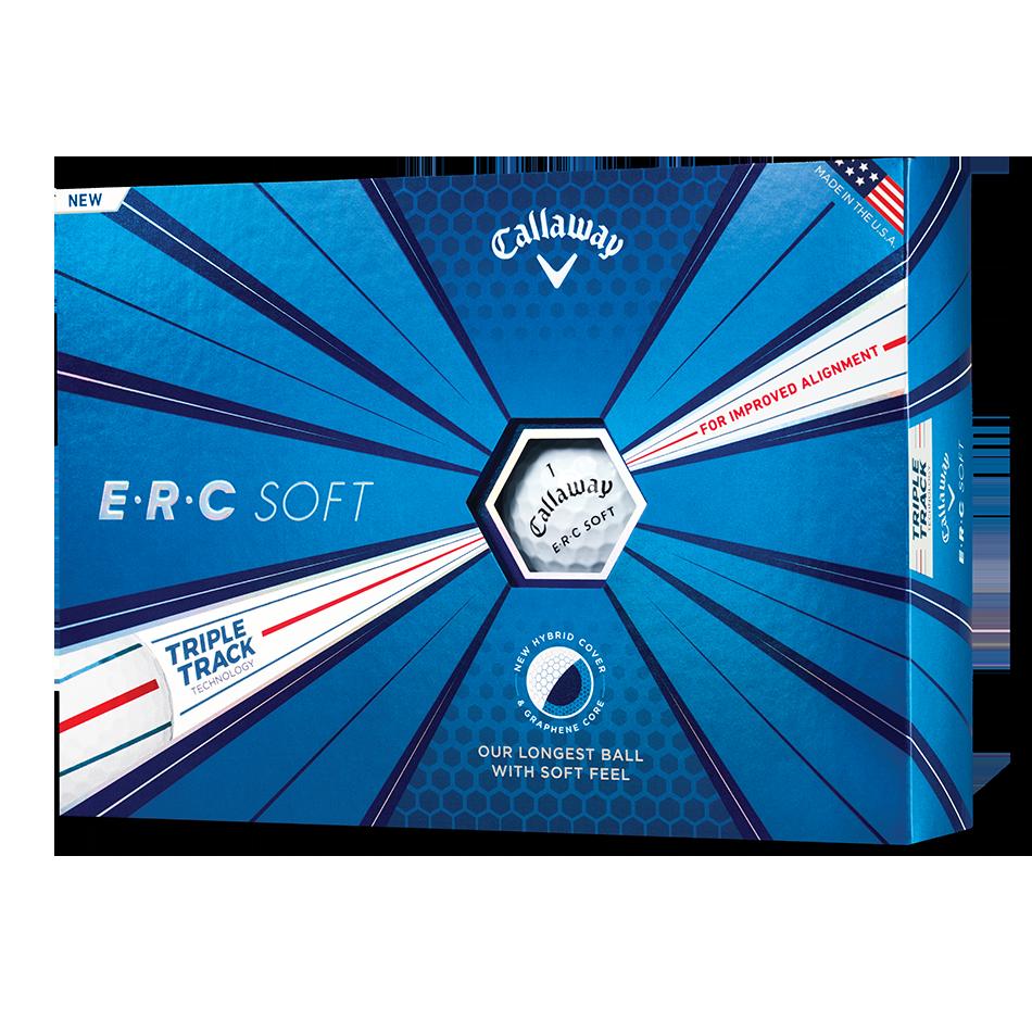 ERC Soft Logo Golf Balls - View 1