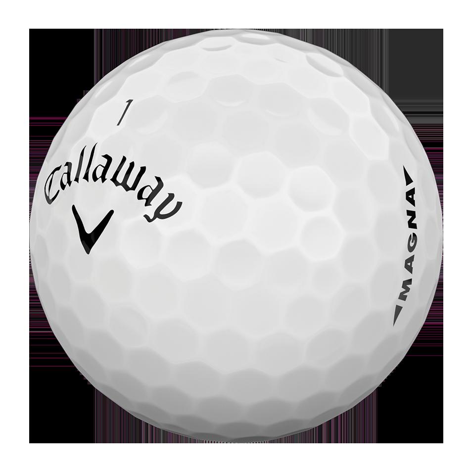 Callaway Supersoft Magna Golf Balls - View 3