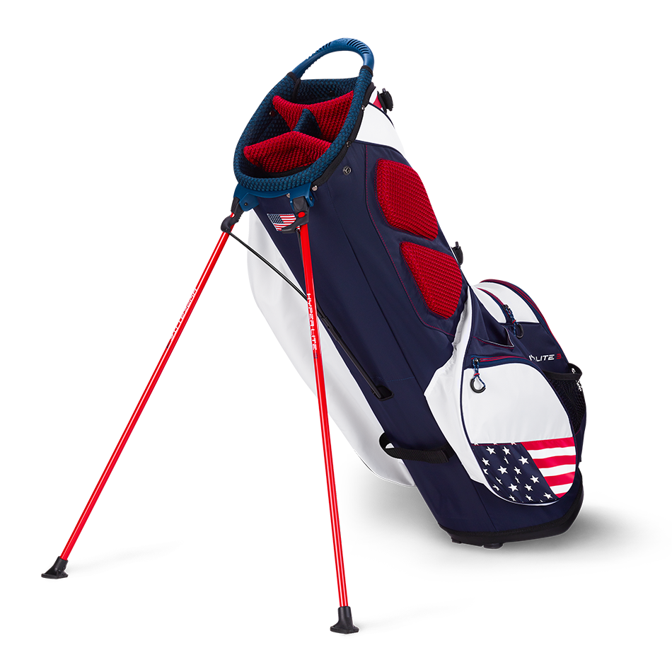 USA Hyper Lite 3 Stand Bag - View 2