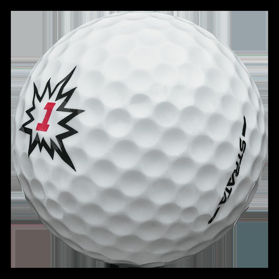 Strata Boom Golf Balls - View 2
