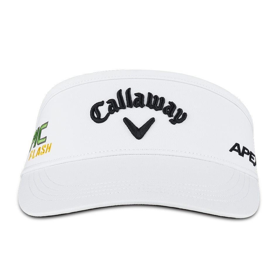 Tour Authentic High Profile Visor - View 3