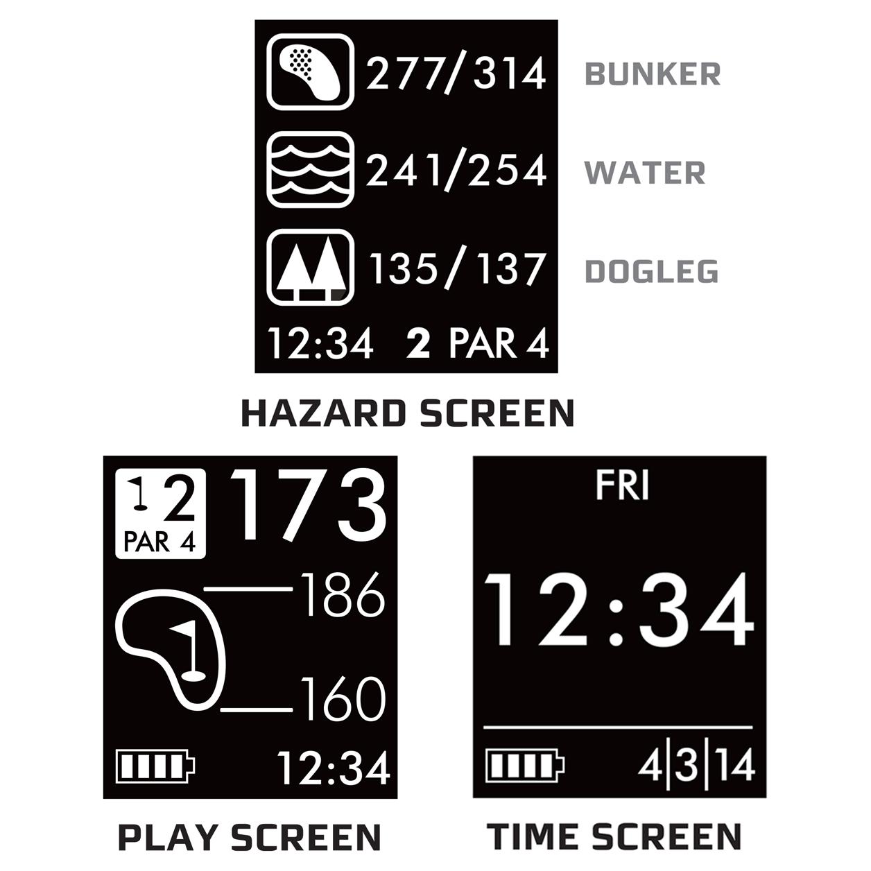GPSy Sport Watch - View 4