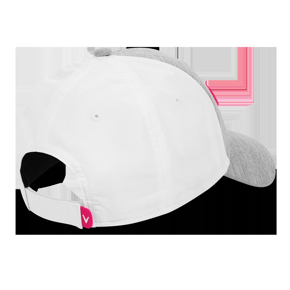 Women's Heathered Logo Cap - View 2