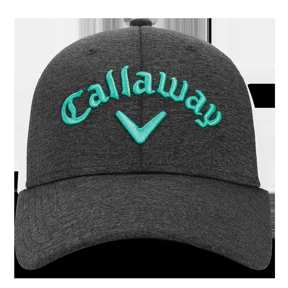 Women's Heathered Logo Cap - View 3