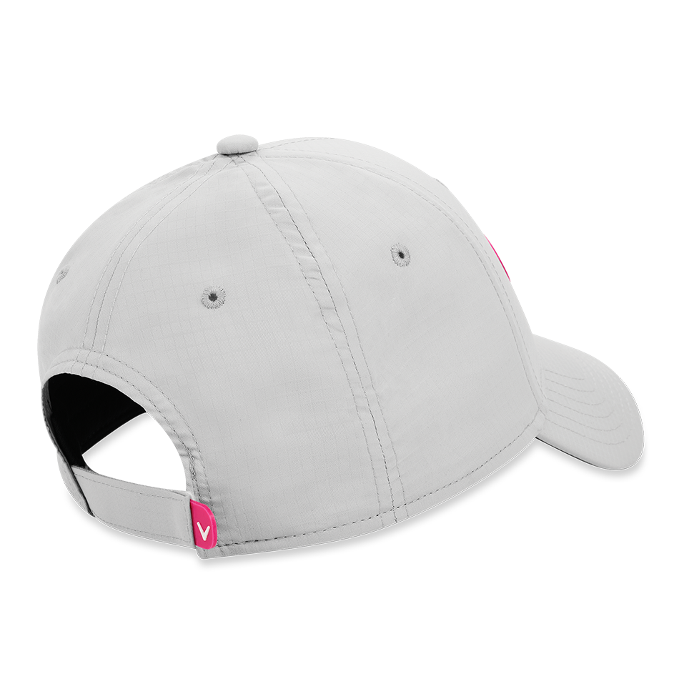 Women's Liquid Metal Logo Cap - View 3