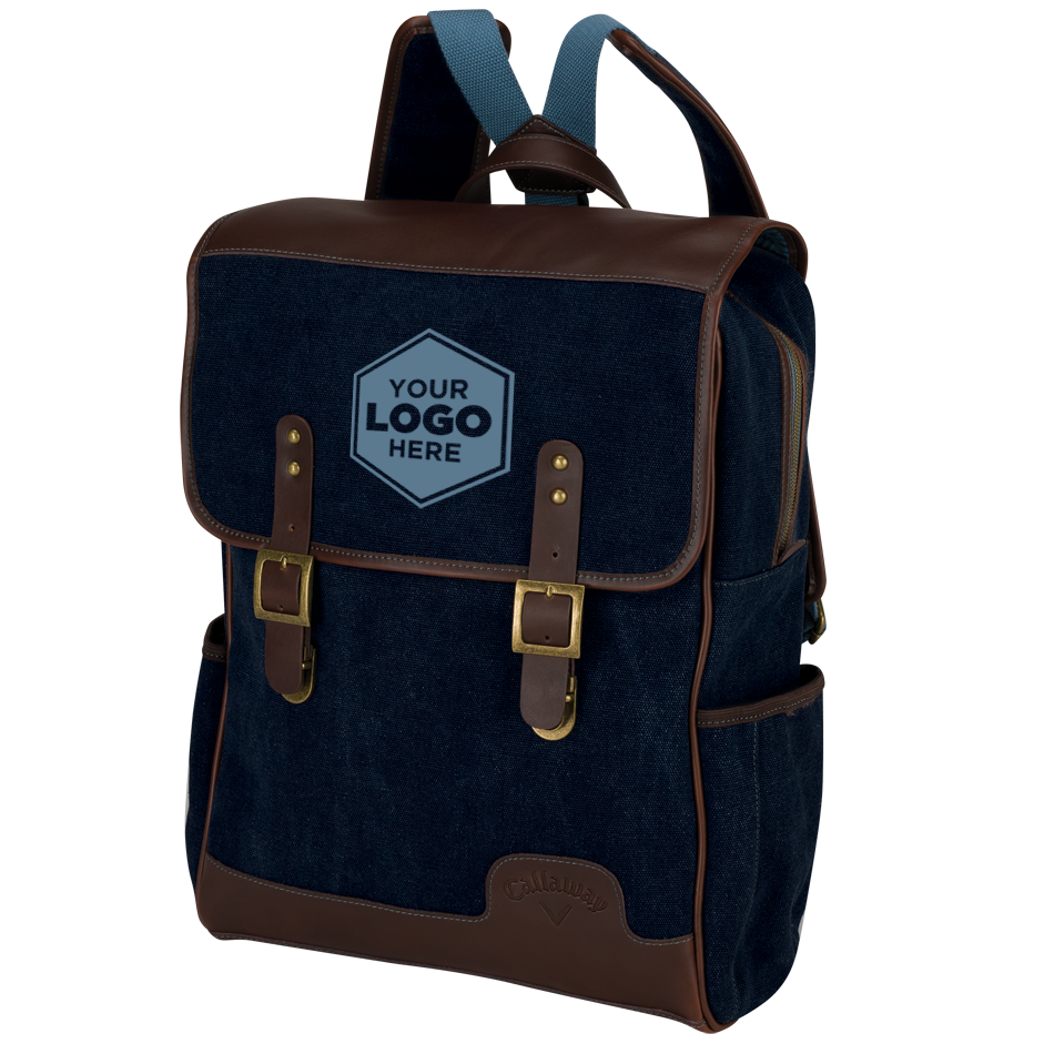 Tour Authentic Logo Backpack - View 1