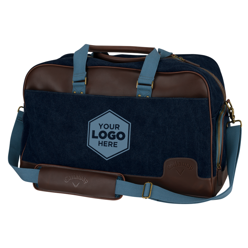 Tour Authentic Logo Large Duffel - View 1