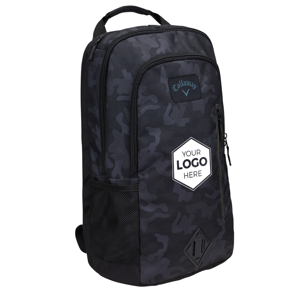 Clubhouse Logo Backpack - View 3