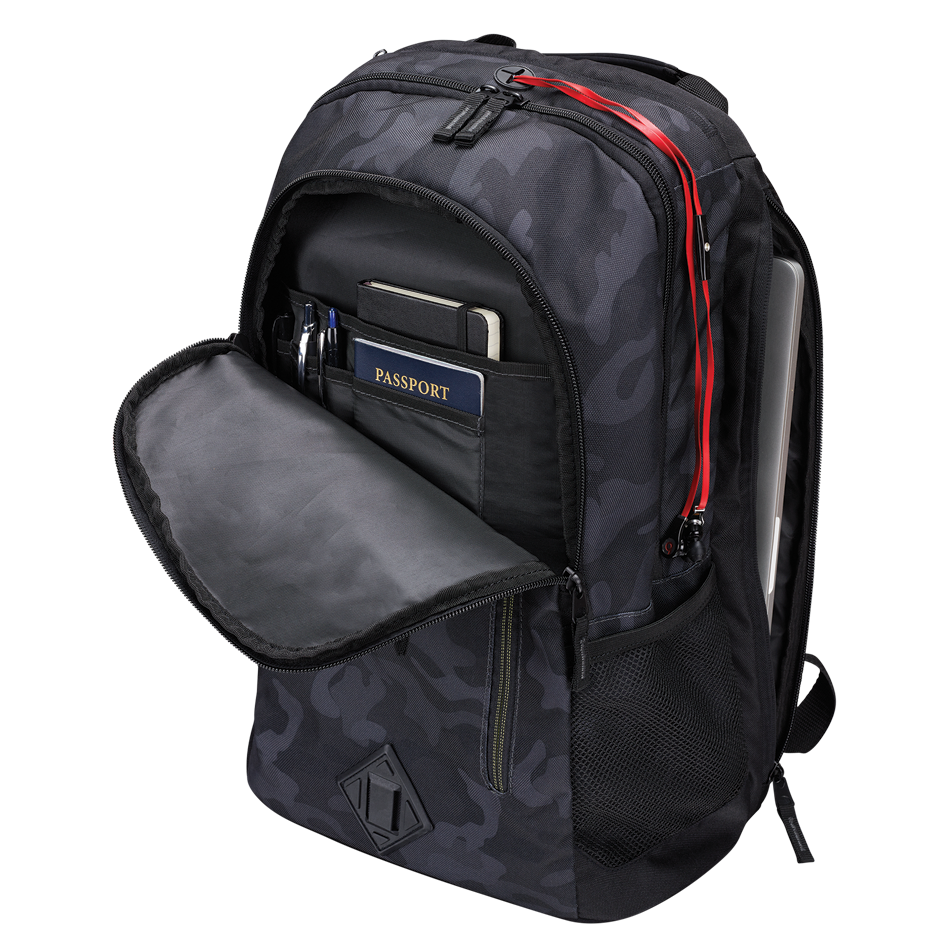 Clubhouse Logo Backpack - View 4