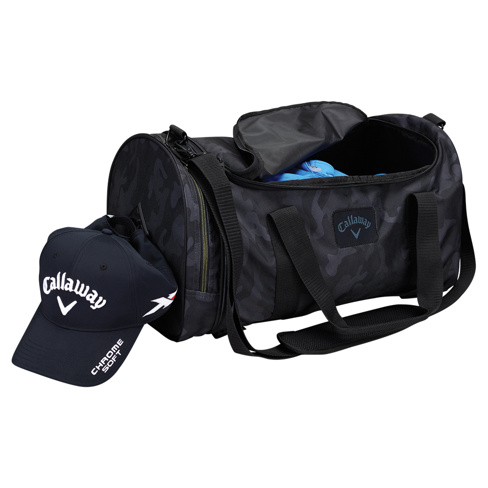 Clubhouse Logo Small Duffel - View 5