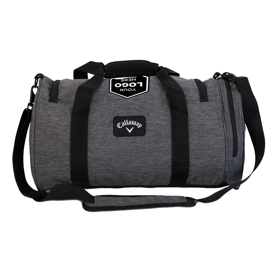 Clubhouse Logo Small Duffel - View 2