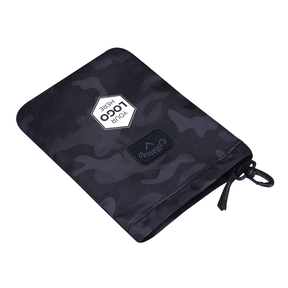Clubhouse Logo Valuables Pouch 2.0 - View 1