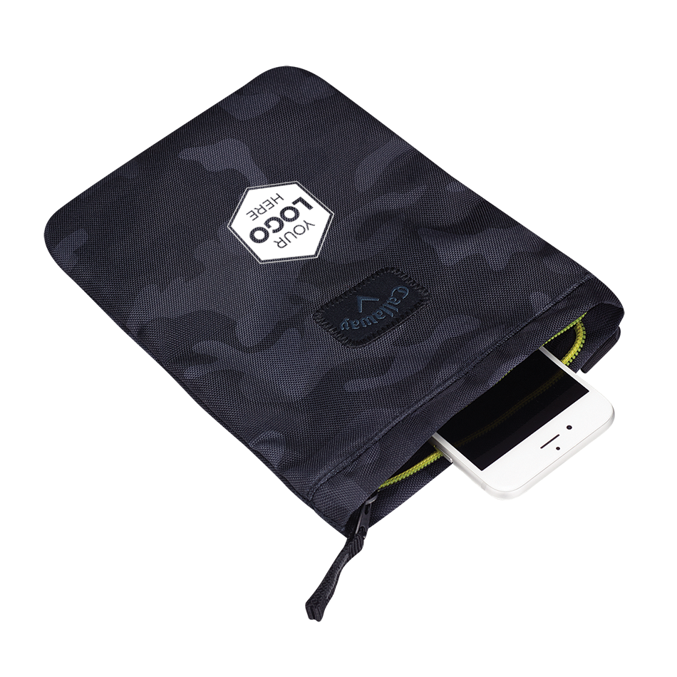 Clubhouse Logo Valuables Pouch 2.0 - View 3