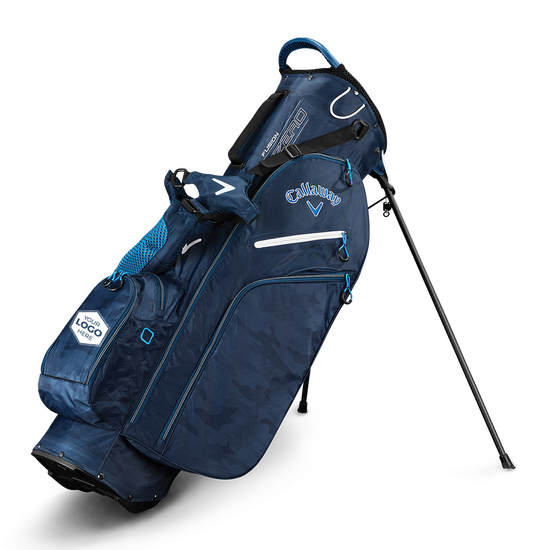 Fusion Zero Logo Stand Bag