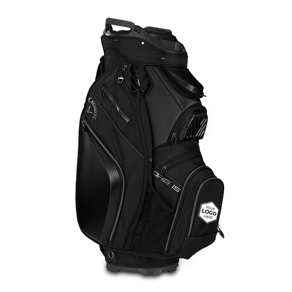Org. 15 Logo Cart Bag - View 3