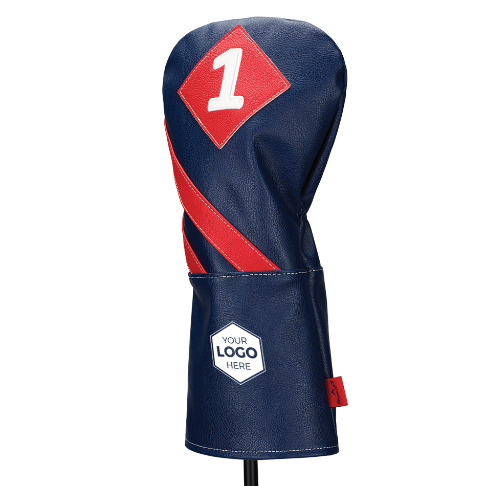 Vintage Driver Logo Headcover - View 3