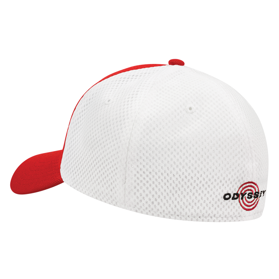 Mesh Fitted Cap - View 2