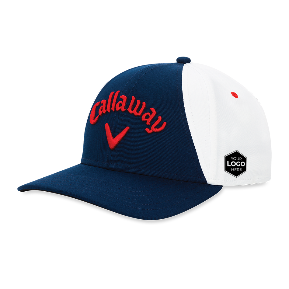 Ball Park Logo Cap - View 1