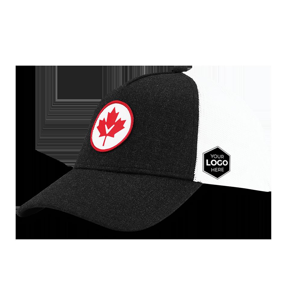 Canada Trcuker Logo Cap - View 1