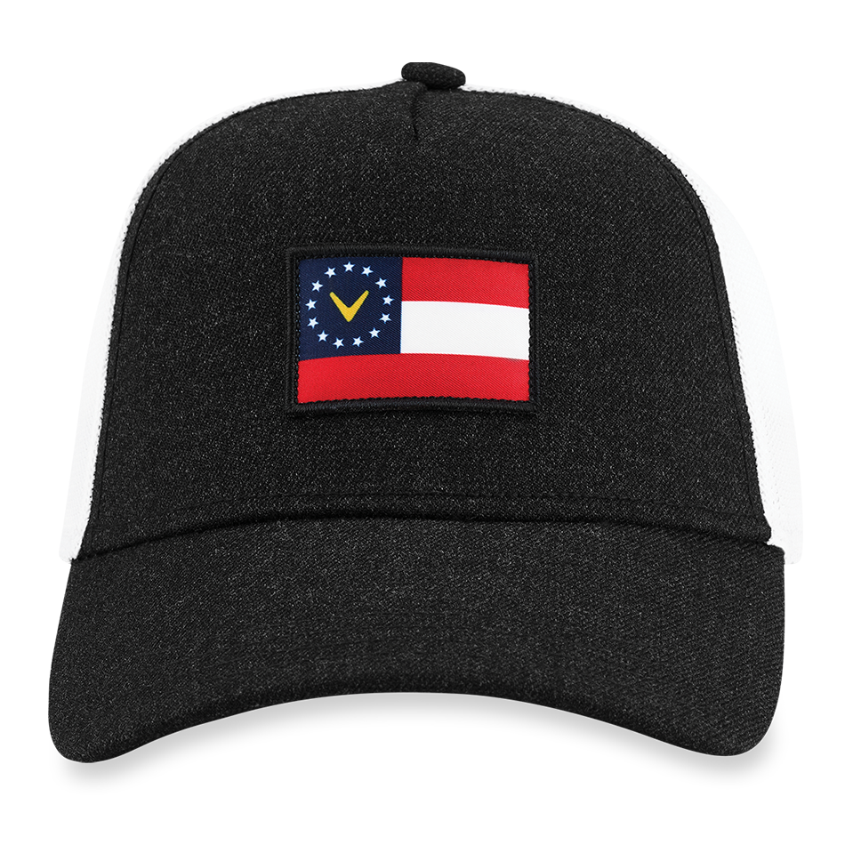 Georgia Trucker Logo Cap - View 3