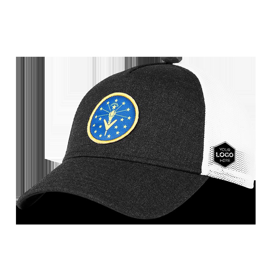 Indiana Trucker Logo Cap - View 1