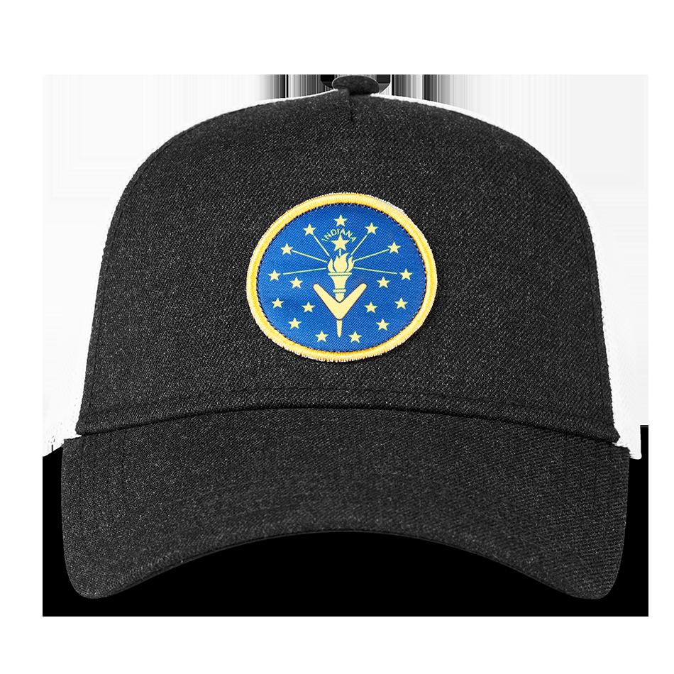 Indiana Trucker Logo Cap - View 2